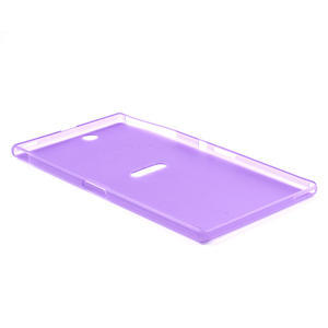 Ultra slim puzdro na Sony Xperia Z ultra- fialové - 4