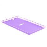 Ultra slim puzdro na Sony Xperia Z ultra- fialové - 4/6