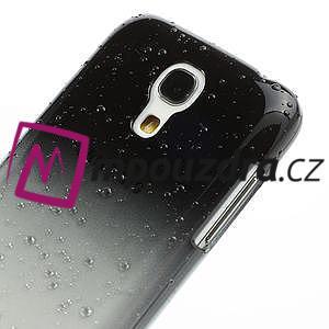 Plastové minerální puzdro pre Samsung Galaxy S4 mini i9190- čierné - 4