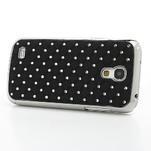 Drahokamové puzdro pro Samsung Galaxy S4 mini i9190- čierne - 4/6