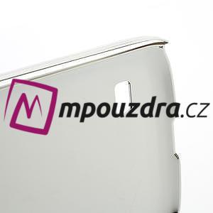 Drahokamové puzdro pro Samsung Galaxy S4 mini i9190- fialové - 4