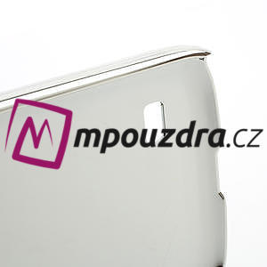 Drahokamové pouzdro pro Samsung Galaxy S4 mini i9190- fialové - 4
