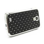 Drahokamové pouzdro pro Samsung Galaxy S4 i9500- černé - 4/7