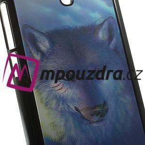 Hard Case 3D puzdro na Xiaomi Mi3- vlk - 4