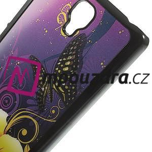 Hard Case 3D puzdro na Xiaomi Mi3- motýlci - 4