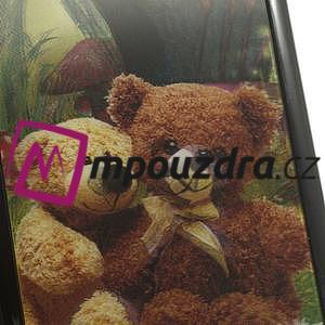 Hard Case 3D puzdro na Xiaomi Mi3- medvídek - 4