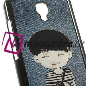 Hard Case 3D puzdro na Xiaomi Mi3- dívka love - 4