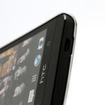 Drahokamové puzdro pre HTC one M7- biele - 4/7