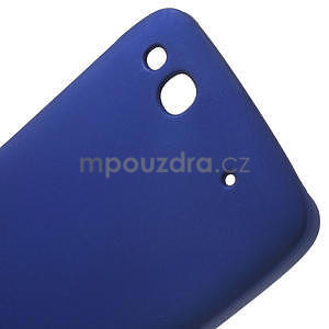 Hard Case puzdro na Alcatel One Idol Alpha 6032 A - modré - 4