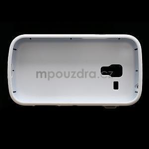 Plastogélové puzdro na Samsung Galaxy Trend, Duos- čierné - 4