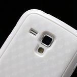 Plastogélové puzdro pre Samsung Galaxy Trend, Duos- biele - 4/5
