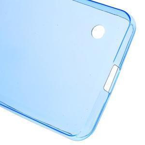 Ultratenký gélový obal pre mobil Microsoft Lumia 550 - modrý - 4