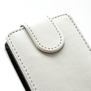 Flipové puzdro na Nokia Lumia 620- biele - 4