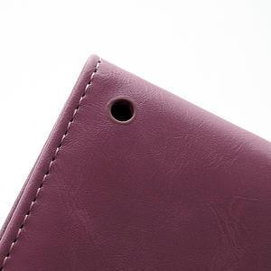Flipové puzdro na Nokia Lumia 620- růžové - 4