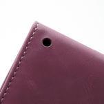 Flipové puzdro na Nokia Lumia 620- růžové - 4/5