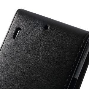 Flipové puzdro na Nokia Lumia 929/930 - čierné - 4