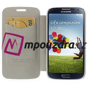 Flipové puzdro na Samsung Galaxy K zoom C115 - modré - 4