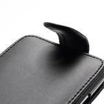 Flipové pouzdro pro Samsung Galaxy S4 i9500- černé - 4/5