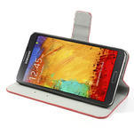 Peňaženkové  puzdro pre Samsung  Galaxy Note 3- UK vlajka - 4/7