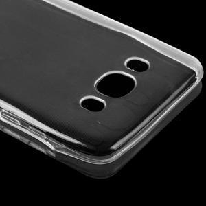 Transparentný ultratenký 0.75 mm gélový obal pre Samsung Galaxy J5 (2016) - 4