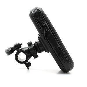 Voděodolný obal na kolo pro mobilní telefony do 14 x 7,5 cm - 4