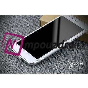 Luxusné odolný obal 3v1 pre mobil Honor 8 - strieborny - 4