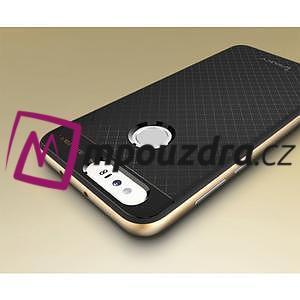 Odolný obal 2v1 pre mobil Honor 8 - zlatý - 4