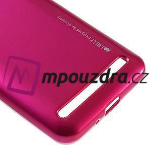 Luxusní gelový obal na mobil Huawei Y3 II - rose - 4