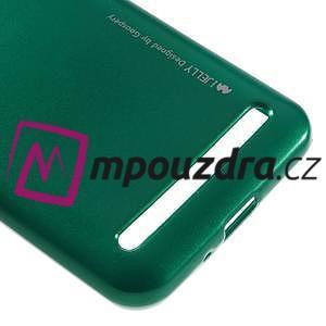 Luxusní gélový obal na mobil Huawei Y3 II - zelený - 4