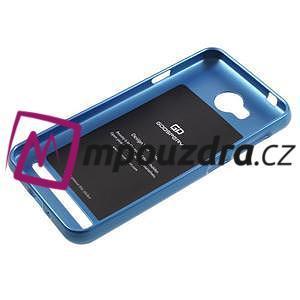 Luxusní gélový obal na mobil Huawei Y3 II - modrý - 4