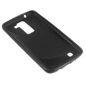 S-line gelový obal na LG K8 - černý - 4