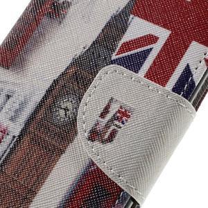 Emotive PU kožené puzdro pre LG K8 - United Kingdom - 4