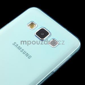 Slim obal pre Samsung Galaxy A3 - modrý - 4