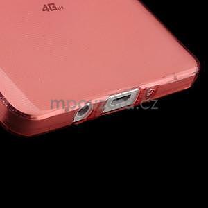 Ultra tenký obal na Samsung Galaxy A5 - červený - 4