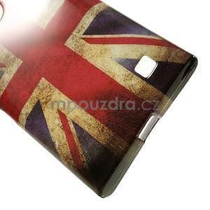 Gélové puzdro na Nokia Lumia 730 a Lumia 735 - UK vlajka - 4