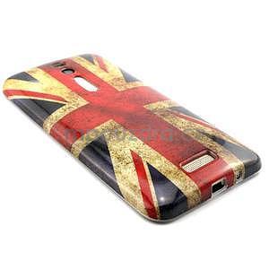 Gélový obal Asus Zenfone 2 ZE551ML - UK vlajka - 4