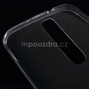 Ultratenký slim obal na Asus Zenfone 2 ZE551ML - transparentný - 4