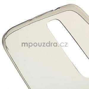 Ultratenký slim obal na Asus Zenfone 2 ZE551ML - šedý - 4