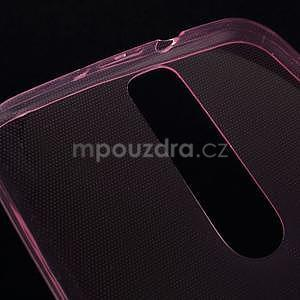 Ultratenký slim obal na Asus Zenfone 2 ZE551ML - rose - 4