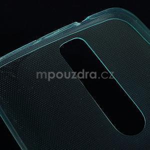 Ultratenký slim obal na Asus Zenfone 2 ZE551ML - svetlomodrý - 4