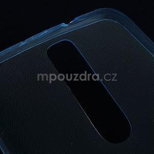 Ultratenký slim obal na Asus Zenfone 2 ZE551ML - tmavomodrý - 4