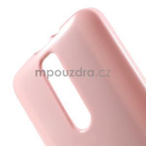 Gélový obal na Asus Zenfone 2 ZE551ML - ružový - 4