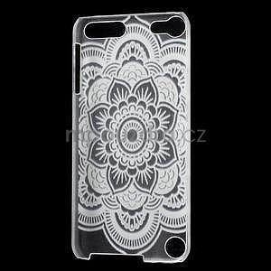Plastový obal pre iPod Touch 5 - očarujúci kvet - 4