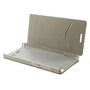 Peňaženkové puzdro Lenovo Vibe X2 - tyrkysové - 4