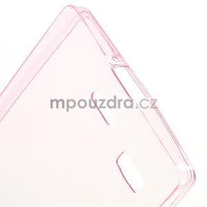 Gélový kryt na Lenovo Vibe X2 - rose - 4