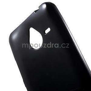 Čierny gélový obal pre Microsoft Lumia 640 XL - 4