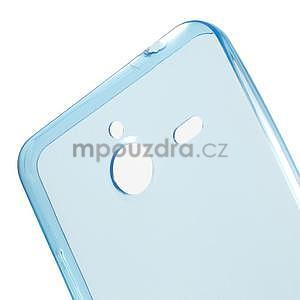 Ultra tenký slim obal pre Microsoft Lumia 640 XL - modrý - 4