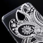 Transparentný gélový obal pre Microsoft Lumia 640 XL - henna - 4/5