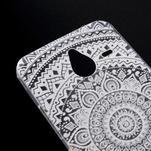 Transparentný gélový obal pre Microsoft Lumia 640 XL - kaleidoskop - 4/5