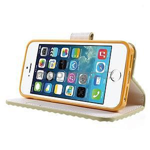 Cool Style puzdro na iPhone 5 a iPhone 5s - champagne - 4